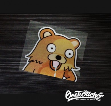 pedo-bear stickers