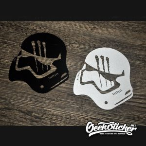 Stormtrooper Car Decal Stickers