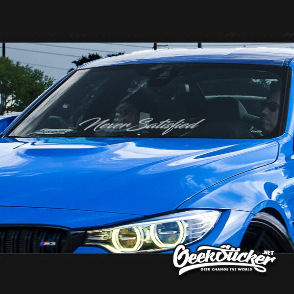 Xgs Decal Car Decal Front Windshield Post Sports The Lower Class Reflective Waterproof Stickers Waterproof Stickers Front Windshieldcar Decal Aliexpress