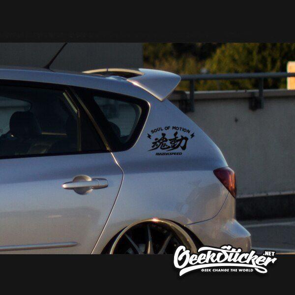 KODO Mazda Sticker