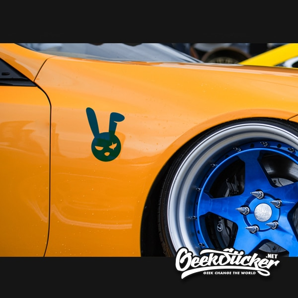 bad bunny decal evil easter bunny-5