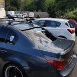 Stancewars Waterproof Auto Car Front Window Windshield Decal reflective Sticker For Mazda Toyota BMW VW Honda audi Car Styling photo review