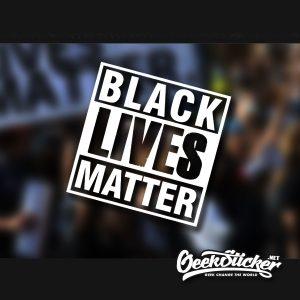 Black Lives Matter Decal