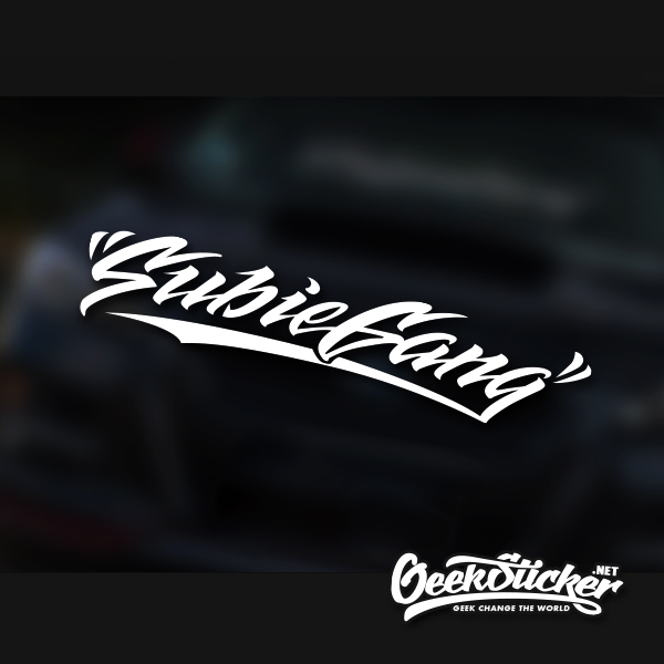 Subiegang Windshield Decal Car Sticker-1-geeksticker