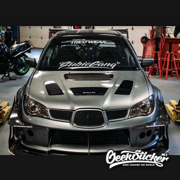Subiegang Windshield Decal Car Sticker-2