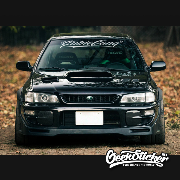 Subiegang Windshield Decal Car Sticker-5