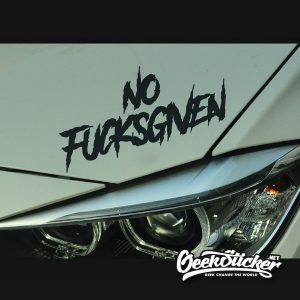 No F*cks Given JDM Car Decals-6